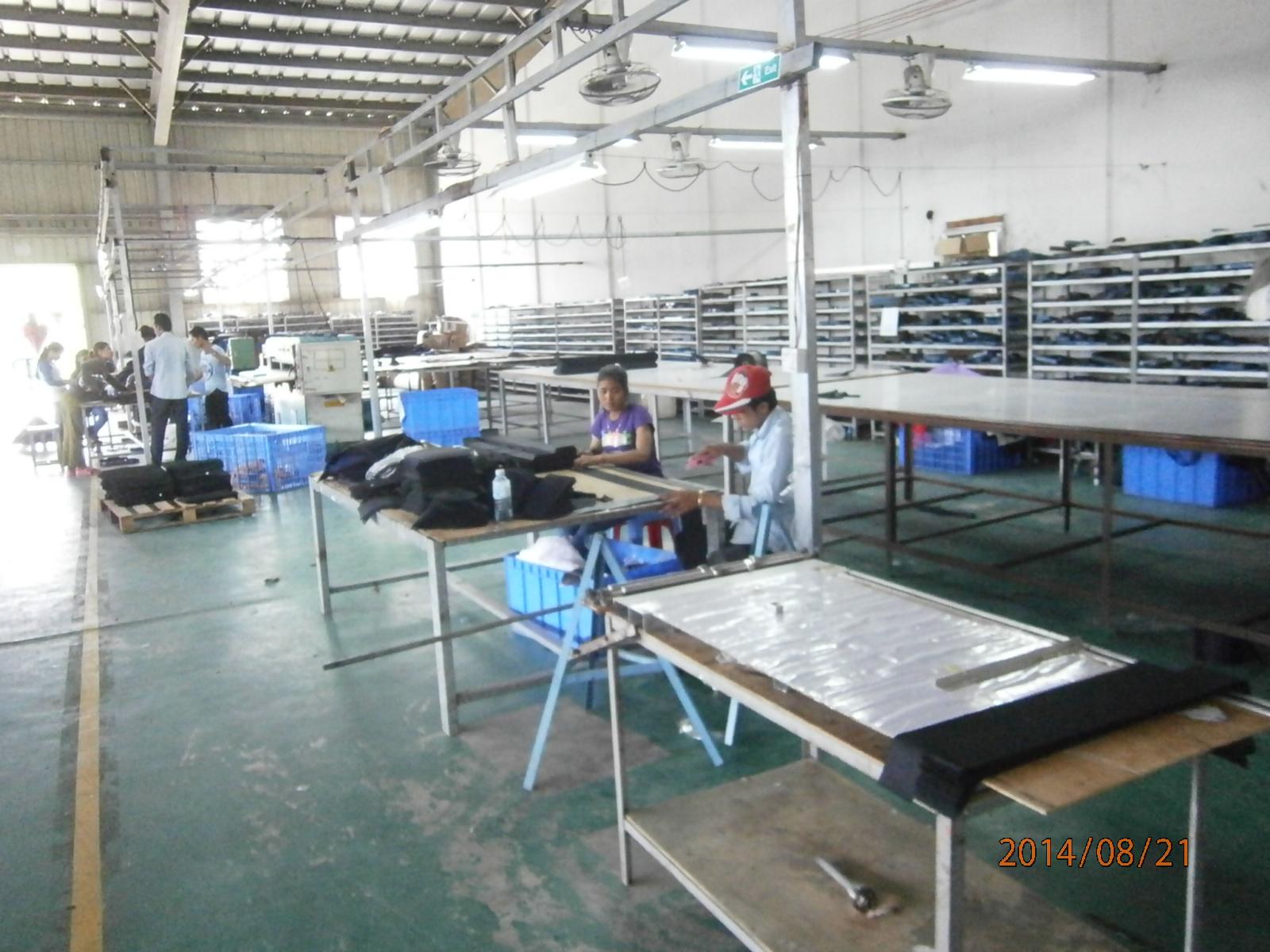 Factory In Combodia